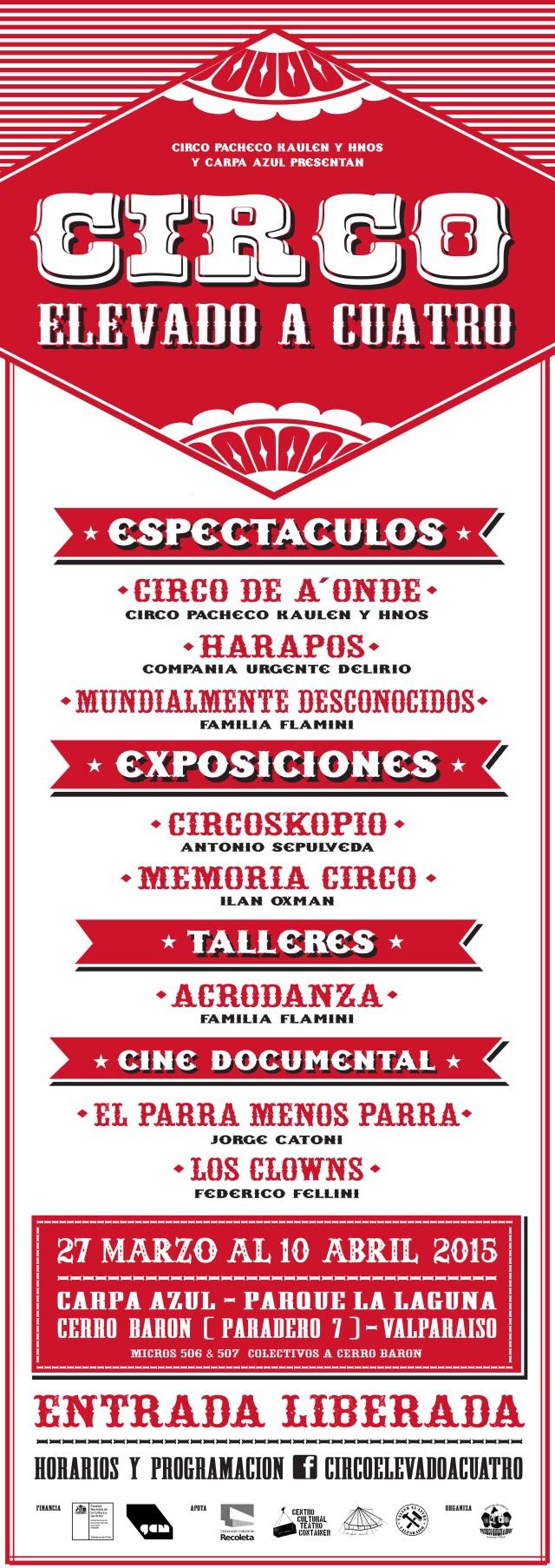 Original Afiche TRAZO